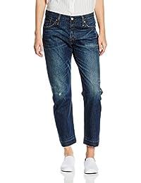 Levi's Vaquero 501 Ct Jeans For Women Denim Oscuro W26L34