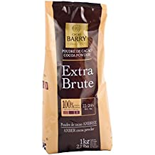 Barry Callebaut extra Brute cacao en polvo 1kg