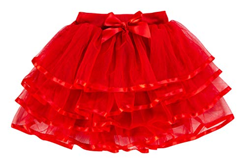 nkind Little Big Girls Tüll Tutu Rock Prinzessin Pettiskirt ()