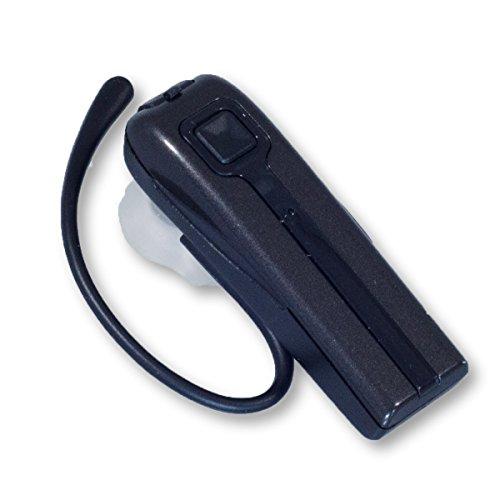 REXON Bluetooth Headset mit PTT für Funkgerät mit Bluetooth Anschluß oder Dongle, RL-D800, Motorola DP-3400 und viele mehr Ptt Bluetooth
