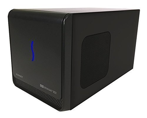 Sonnet Technologies GPU-350W-TB3Z Grafikkarte schwarz