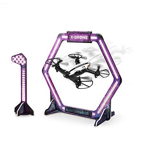 Goolsky Carrera de Obstáculos Drone Racing Race Gates Drone Landing Pad para RC FPV Racing Drone DIY