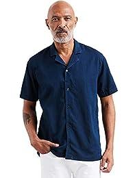 93be98da503 Levi s Hombre Camisa De Manga Corta Cubano