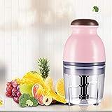 Multifunktionale Turbo-Kaffeemühle,Mixer für Babynahrung, hochwertiger Edelstahl in Lebensmittelqualität,1,5 l großes Fassungsvermögen,leistungsstarker Feststoff Quick Safe,leicht zu reinigen