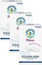 Penaten Mama Stilleinlagen – Unsichtbare, rutschsichere und saugstarke Stilleinlagen für optimalen Schutz (3 x 30 Stück)