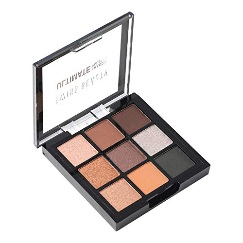 Swiss Beauty Mini Eyeshadow Palette 05