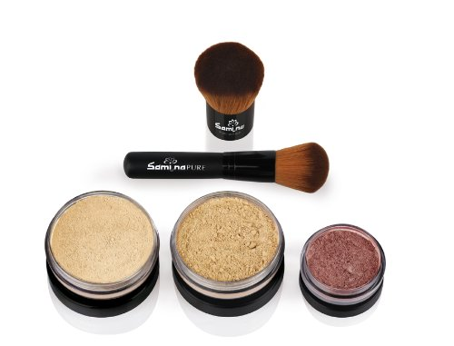 samina-pure-makeup-instant-glow-5-piece-starter-kit-dark