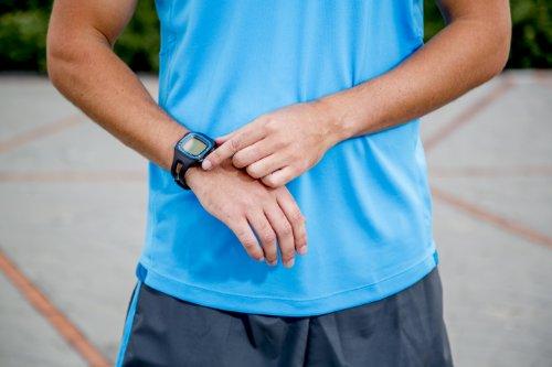 Garmin Forerunner 15 GPS Laufuhr (Fitness-Tracker, lange Batterielaufzeit, Brustgurt-Kompatibilität) - 10