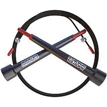 Master of Muscle WOD Whipper Cuerda para Saltar de Cable de Alta Rapidez.