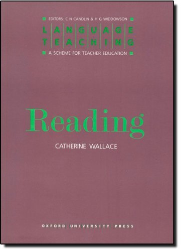Language Teaching: Reading by Catherine Wallace (July 01,1992)