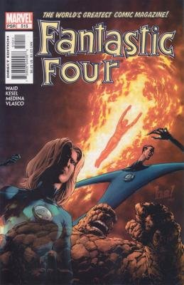 Fantastic Four #515A