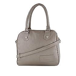 Smartway Women's Handbag (Grey,Swhb-0255)