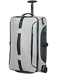 SAMSONITE Paradiver Light - Wheeled Duffle 67/24 Bolsa de viaje, 67 cm, 74.5 liters, Gris (Jeans Grey)