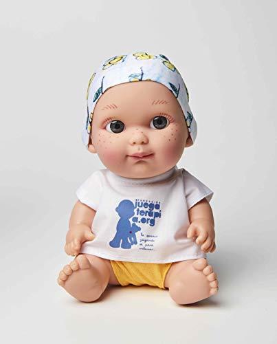 Muñeco Baby Pelón María - Juegaterapia