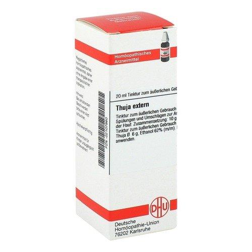 DHU Thuja extern, 20 ml Lösung