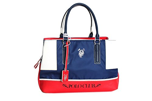 Borsa donna Harvey Miller l.nass mod.shopping a mano 911 blu