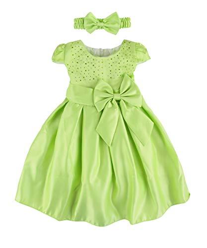 05e102fad A&J Design Vestido Boda Niña Vestido de Princesa Fiesta Infantil ...
