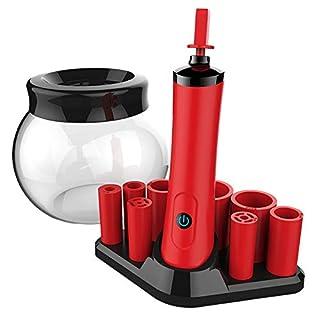 EisEyen Elektrisch Make-up Pinsel Reiniger und Trockner Set Elektrischer Kosmetikpinsel Reinigungsgerät