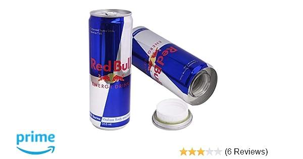 Red Bull Kühlschrank Rund : Red bull dosen redbull verstecken wertsachen stash box