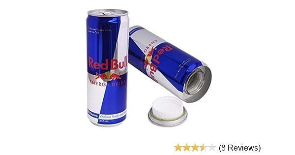 Red Bull Dosen Kühlschrank : Red bull dosen redbull verstecken wertsachen stash box