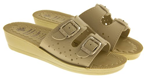 Footwear Studio , Sandales pour femme Beige - beige