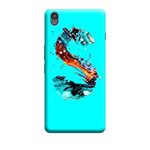 Digi Fashion Designer Back Cover with direct 3D sublimation printing for One Plus X