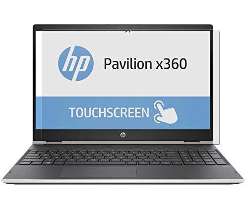 Maoni Bildschirmschutzfolie für HP Pavilion x360 15 cr0003ng - (2 Stück) seidenmatte Premium Folie Antireflex - Antifingerprint - Schutz Folie - Schutzfolie