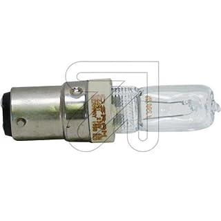 Halolux Ceram B15d 205 Watt klar 64499 Osram