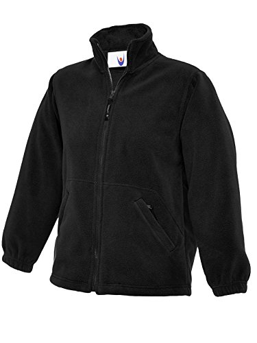 Uneek clothing - Blouson - Homme Noir