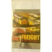 Freight Rail Freight Today Volumes 1-6 Railways DVD