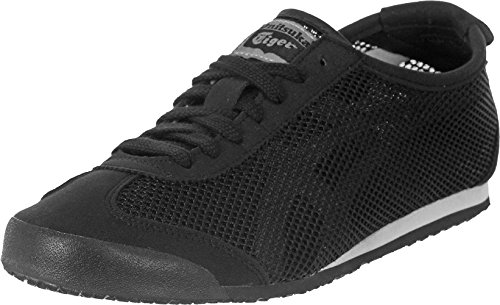 Onitsuka Tiger Mexico 66 Sneaker, Unisex Adulto Nero (Black/White 9001)