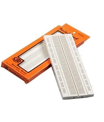 BMES 840 points Solderless Breadboard for Prototyping & DIY Arduino