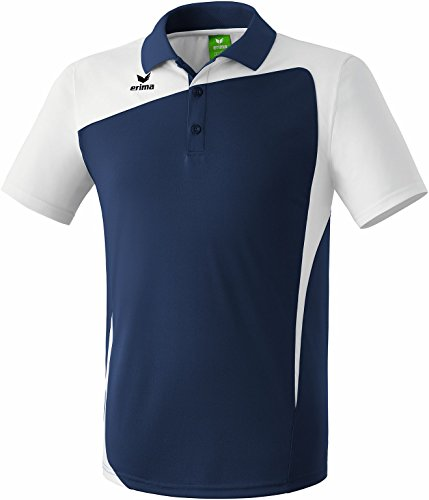 erima Erwachsene Club 1900 Poloshirt New Navy/Weiß