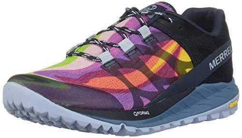 merrell antora, zapatillas de running para asfalto para mujer