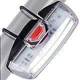 Luce Anteriore USB Ricaricabile per Bicicletta by Apace - Potente Luce di Sicurezza Anteriore per Bici - Super Luminosa 200 Lumen per una Visibilità Ottimale in Bicicletta