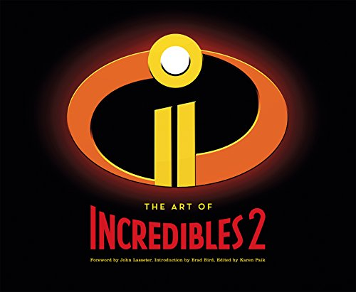 The Art of Incredibles 2 (English Edition)