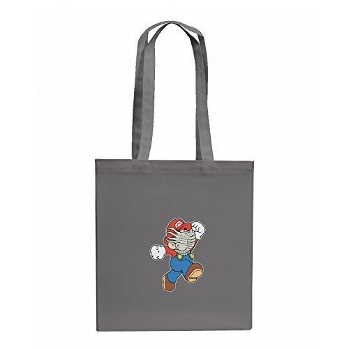 NERDO Mario Face Hug - Stoffbeutel, ()