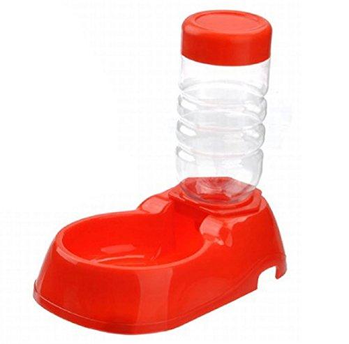 Botella de plástico automático del animal doméstico para el perro d