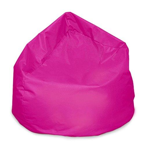 Sitzsack XL Bag Pink Sitzkissen Bodenkissen Kissen Sack In-und Outdoor