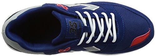 Hummel Sport Blu limoges Scarpe Ginnastica Da Blu 3s Unisex Basse ran7qwrO