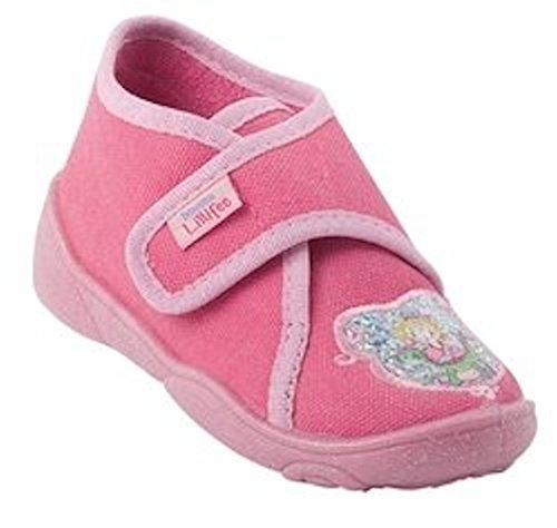 Prinzessin Lillifee 260051 Kinder Hausschuhe Juli pink (43), Gr 21