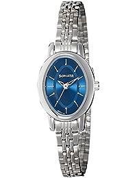 Sonata Analog Blue Dial Women's Watch NM8100SM04 / NL8100SM04