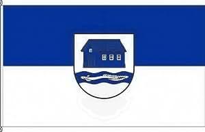 Königsbanner Hochformatflagge Olnhausen - 80 x 200cm - Flagge und Fahne