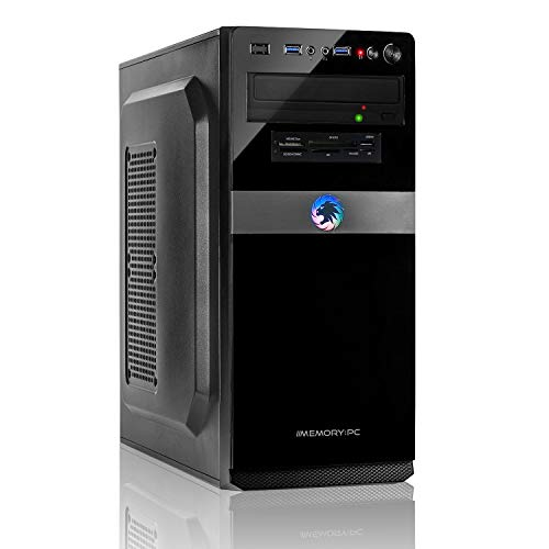 Memory PC Intel PC Core i5-9600K 6X 4.6 GHz Turbo, 32 GB DDR4, 480 GB SSD + 2000 GB Sata3/-600, Intel UHD Graphics 630, Windows 10 Pro 64bit