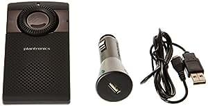 Plantronics K100 Visor Mounted Bluetooth In Car Speaker Phone