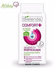 Bielenda Confort Chaussettes de traitement Exfoliant nourrissant Refresh régénération