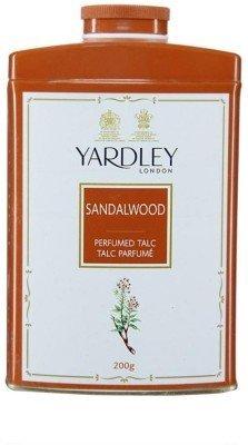Yardley Sandelholz (250g) - Frauen, Talkum-puder