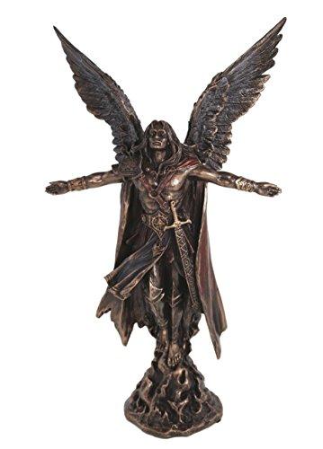 Veronese Erzengel Uriel Skulptur Figur Engel
