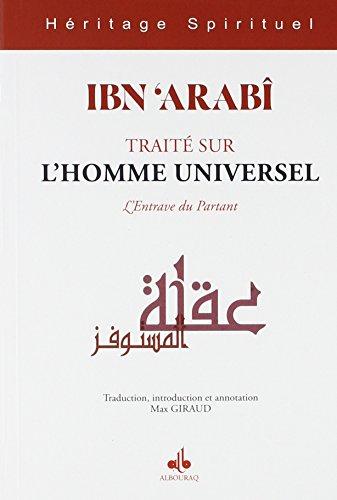 Traite Sur l Homme Universell'Entrave du Partant