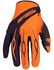 O'NEAL Element Glove RACEWEAR Enfant Orange Black Downhill MX Moto Cross Gants, 0398 KR de 6